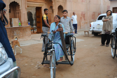 BWoman Wheelchair